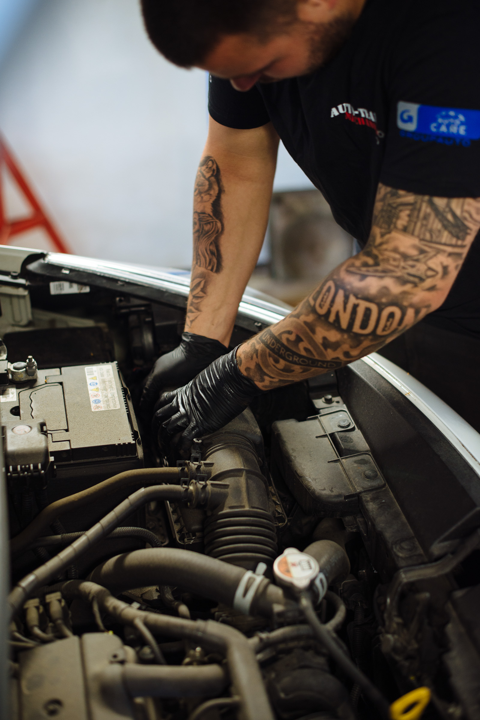 Car Servicing in Horsham - Auto Team Mechanics